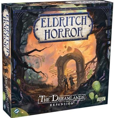 Eldritch Horror - The Dreamlands-1