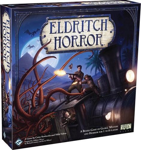 Eldritch Horror (doos beschadigd)