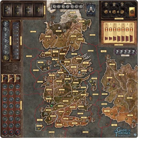 Playmat Game of Thrones - Mother of Dragons