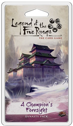 Legend of the Five Rings - A Champions Foresight