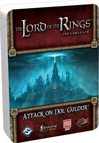 Lord of the Rings - Attack on Dol Guldur