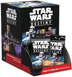 Star Wars Destiny - Spirit of Rebellion Boosterbox