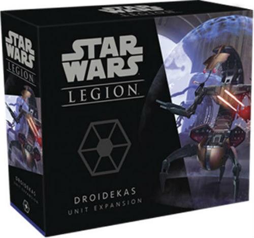 Star Wars Legion - Droidekas