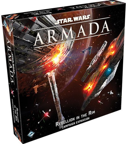 Star Wars Armada - Rebellion in the Rim Campaign