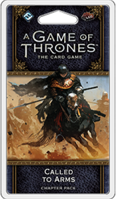 Game of Thrones LCG 2nd Ed. Called to Arms