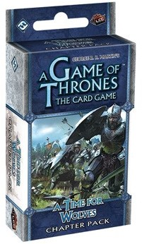 Game of Thrones LCG A Time for Wolves Chapter Pack