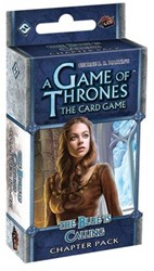 Game of Thrones LCG The Blue is Calling Chapter Pack