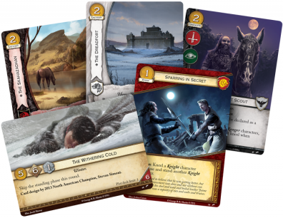 Game of Thrones - Kingsmoot Expansion