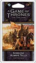Game of Thrones LCG 2nd - Someone Always Tells