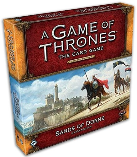 Game of Thrones LCG 2nd - Sands of Dorne