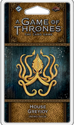 Game of Thrones LCG 2nd House Greyjoy Intro Deck