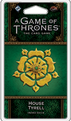 Game of Thrones LCG 2nd House Tyrell Intro Deck