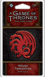 Game of Thrones LCG 2nd House Targaryen Intro Deck