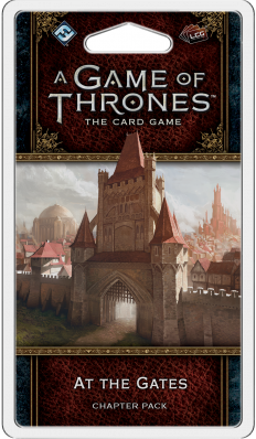 Game of Thrones LCG 2nd - At the Gates