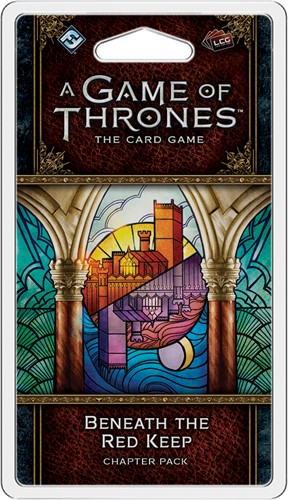 Game of Thrones LCG 2nd - Beneath the Red Keep