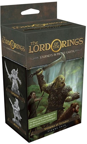 Lord of the Rings - Journeys in Middle Earth Villains of Eriador