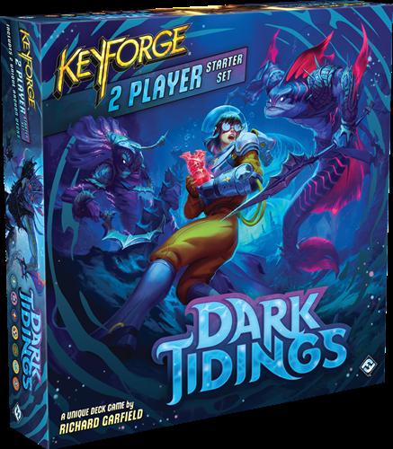 Keyforge Dark Tidings 2-Player Starter