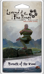 Legend of the Five Rings Breath of the Kami