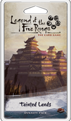 Legend of the Five Rings Tainted Lands