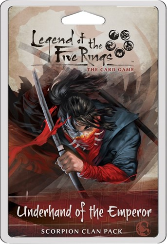 Legend of the Five Rings - Underhand of the Emperor