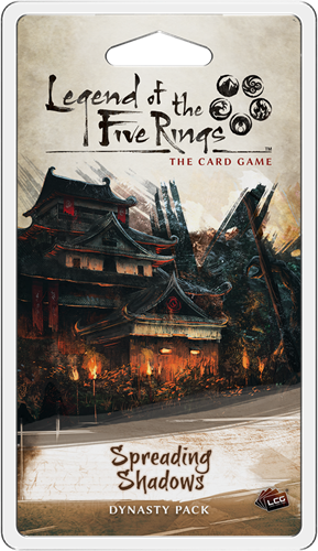 Legend of the Five Rings - Spreading Shadows