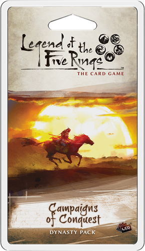 Legend of the Five Rings - Campaigns of Conquest