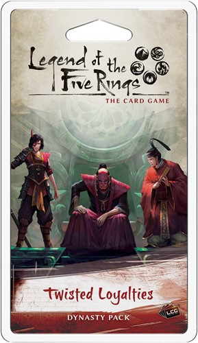 Legend of the Five Rings - Twisted Loyalties