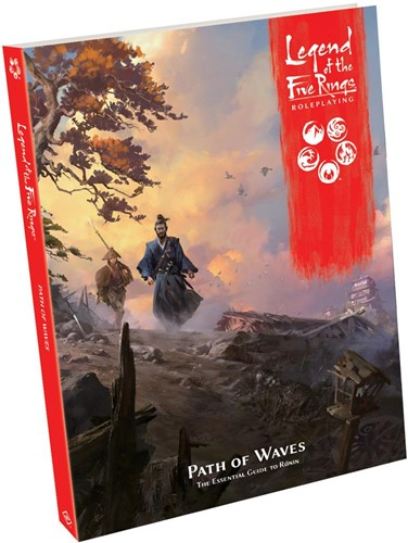 Legend of the Five Rings RPG Path of Waves