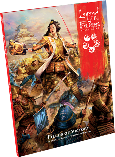 Legend of the Five Rings RPG Fields of Victory