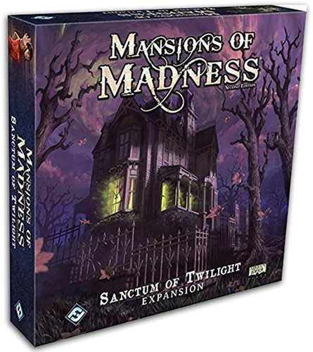Mansions of Madness 2nd - Sanctum of Twilight Expansion