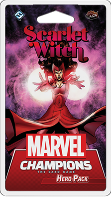Marvel Champions - Scarlet Witch Hero Pack