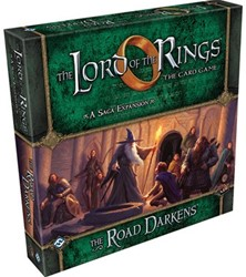 Lord of the Rings - The Road Darkens - Saga Expansion