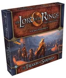 Lord of the Rings - The Treason of Saruman - Saga Expansion