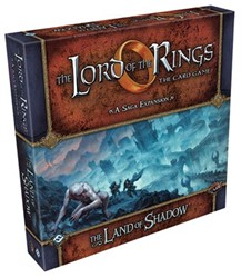 Lord of the Rings - The Land of Shadow - Saga Expansion
