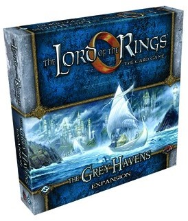 Lord of the Rings - The Grey Havens Expansion
