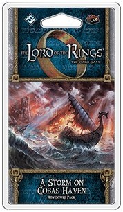 Lord of the Rings - A Storm on Cobas Haven Adventure Pack