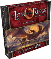 Lord of the Rings - The Flame of the West - Saga Expansion