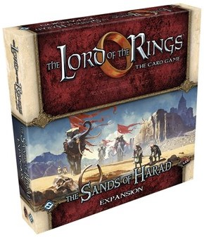 Lord of the Rings - The Sands of Harad Expansion