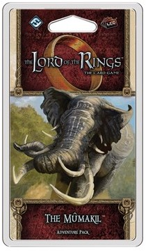 Lord of the Rings - The Mumakil Adventure Pack