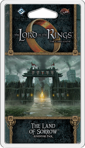 Lord of the Rings - The Land of Sorrow