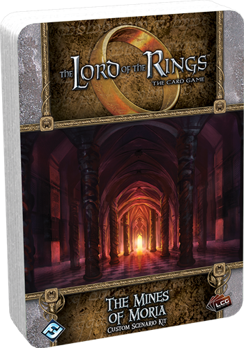 Lord of the Rings LCG - The Mines of Moria Scenario