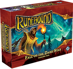 Runebound 3rd Edition - Fall Of The Dark Star