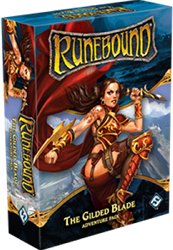 Runebound 3rd Edition - The Gilded Blade