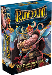 Runebound 3rd Edition - The Mountains Rise
