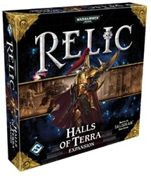Relic Halls of Terra Expansion