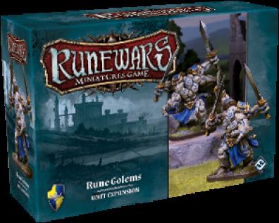 RuneWars - Rune Golems Unit