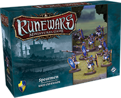 RuneWars - Spearmen Unit