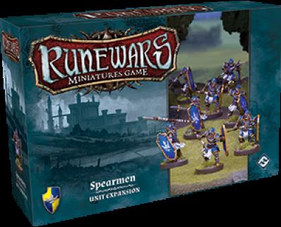 RuneWars - Spearmen Unit