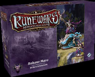 RuneWars - Ankaur Maro Hero