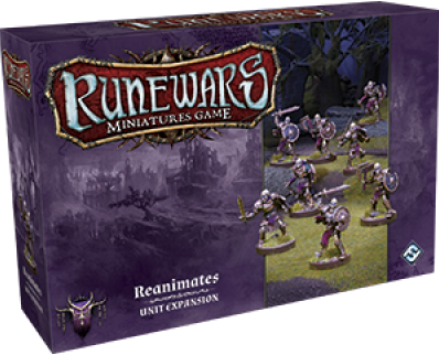 RuneWars - Reanimates Unit